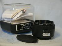 '   75mm F4.5 ROGONAR S CASED-MINT-  ' Rodenstock ROGONAR S F4.5 75MM Enlarging Lens Cased -MINT- £49.99
